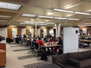 collaborative commons, students
