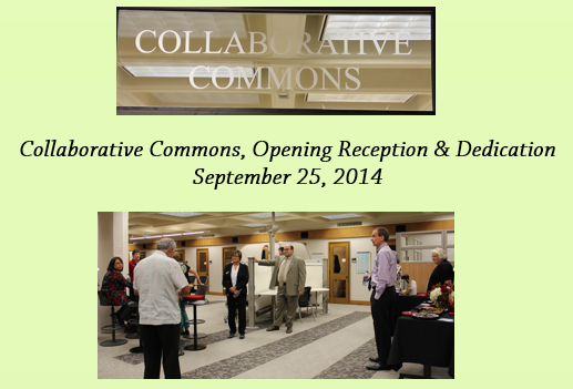 collaborative commons reception 2
