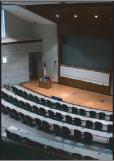 Lanier auditorium