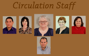 circulation staff