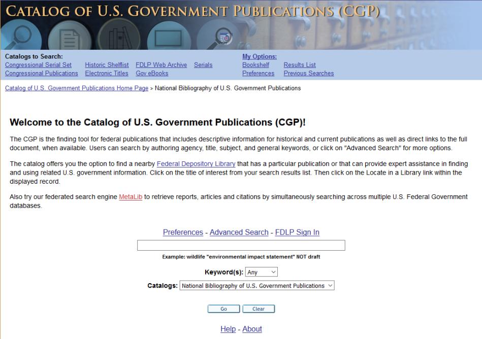 catalog-gov-pub