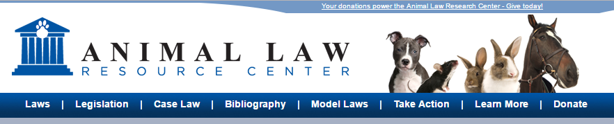 Animal Law Resource Center