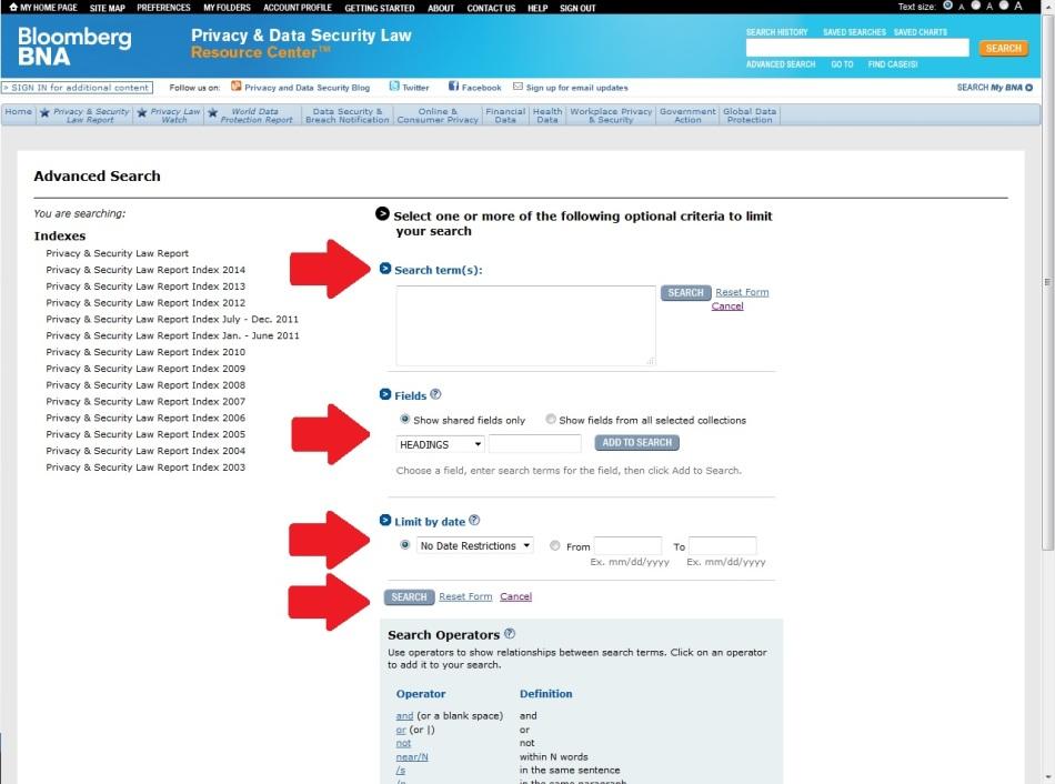 pslr advancedsearch