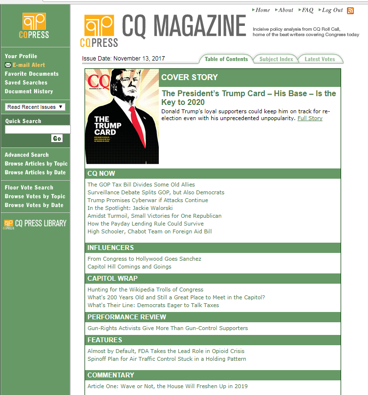 CQ Magazine: What is it?