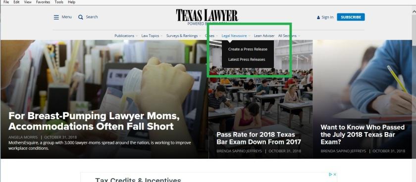 Texas Lawyer 3